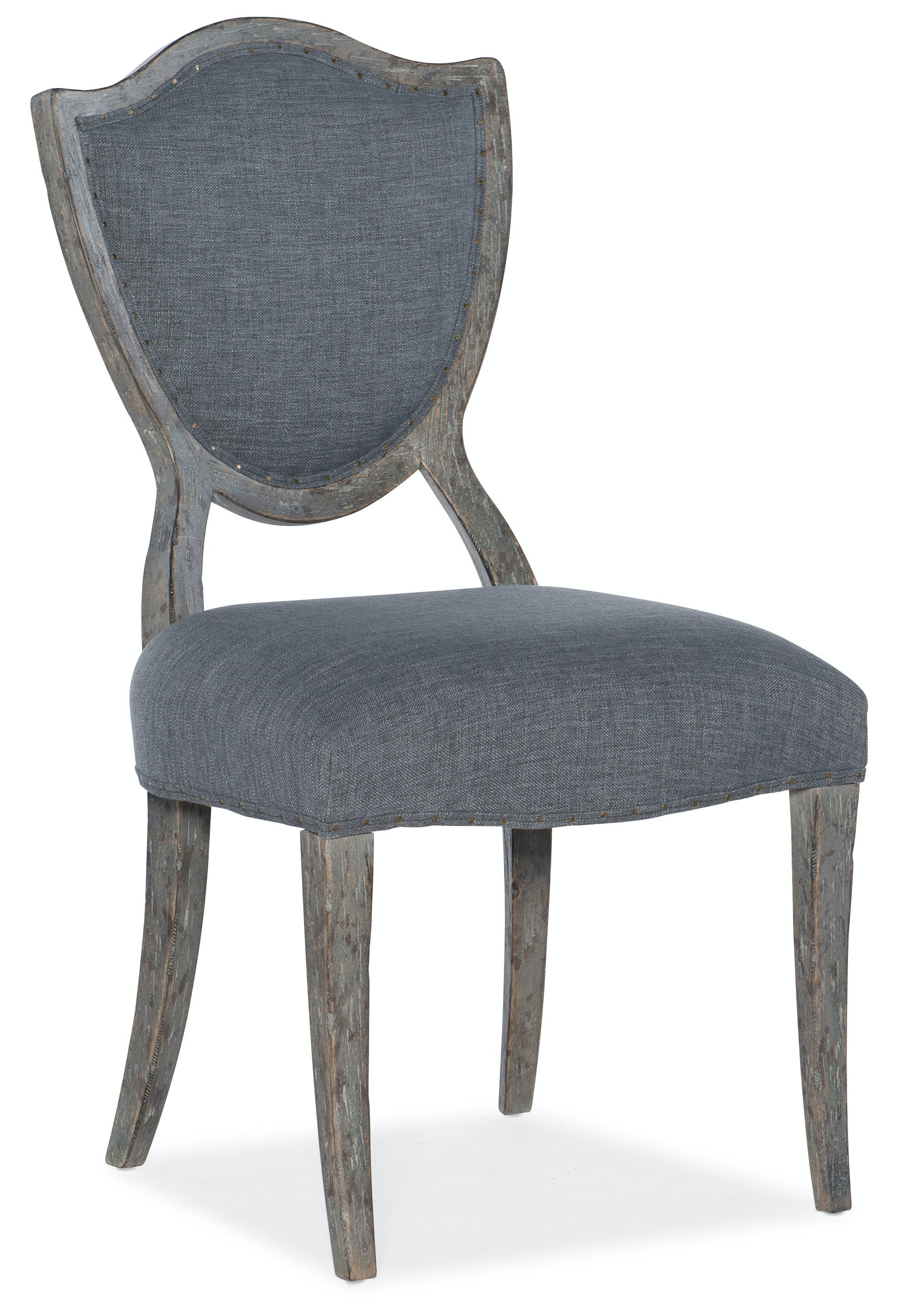 Hooker Furniture Beaumont Shield Back Side Chair