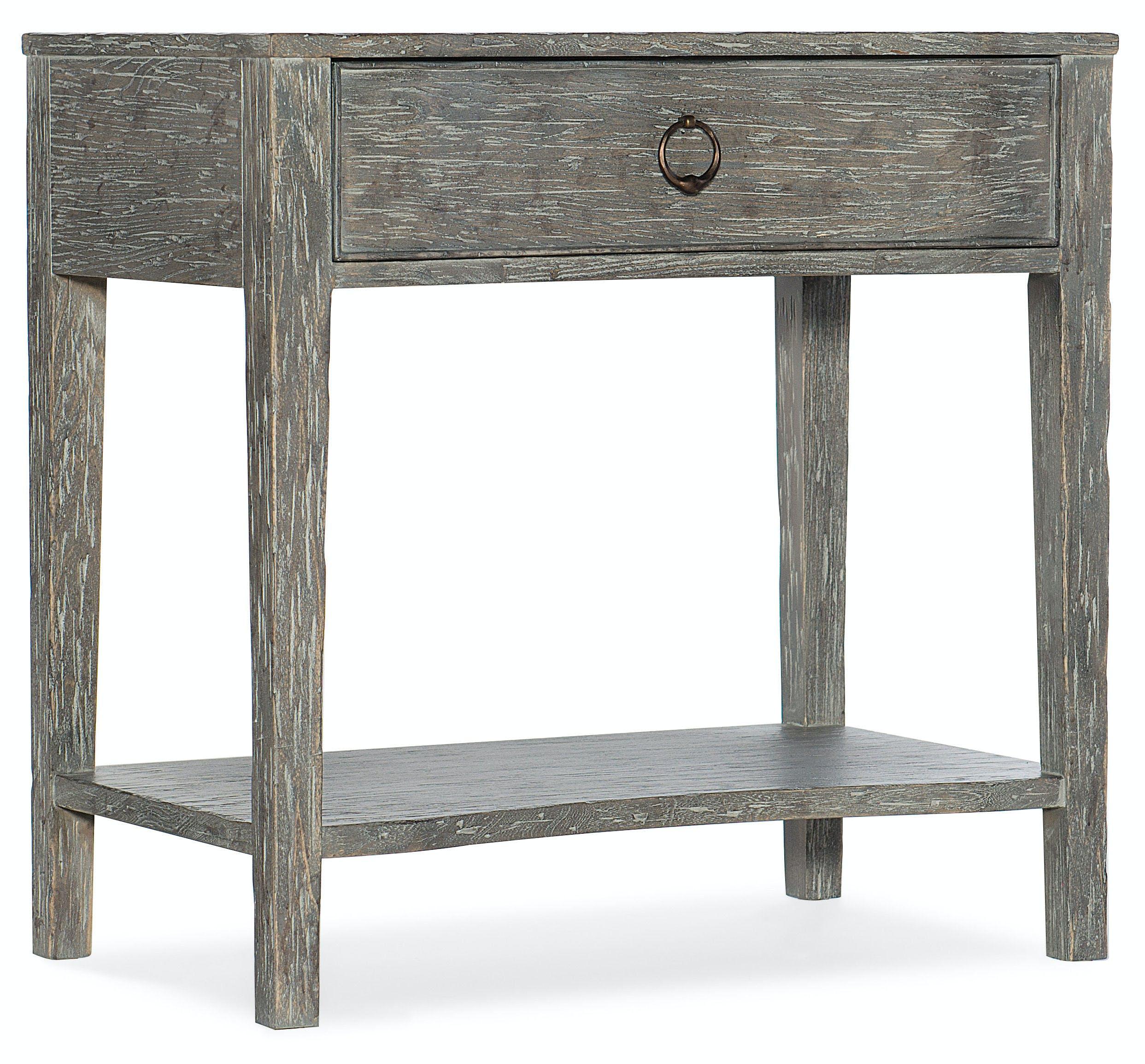 Hooker Furniture Bedroom Beaumont One Drawer Nightstand 5751