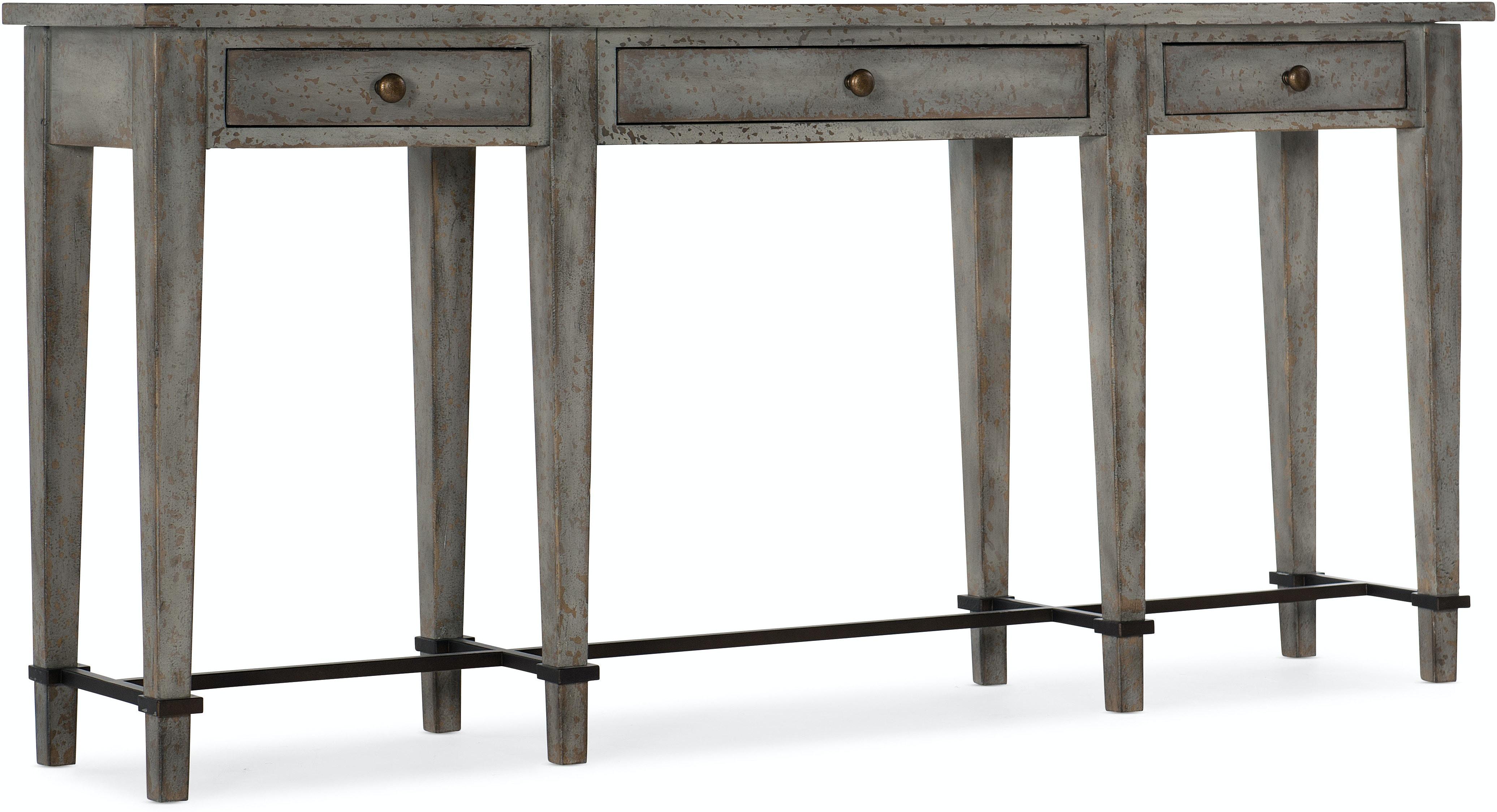 Furniture Living Room Ciao Bella Narrow Console 5805
