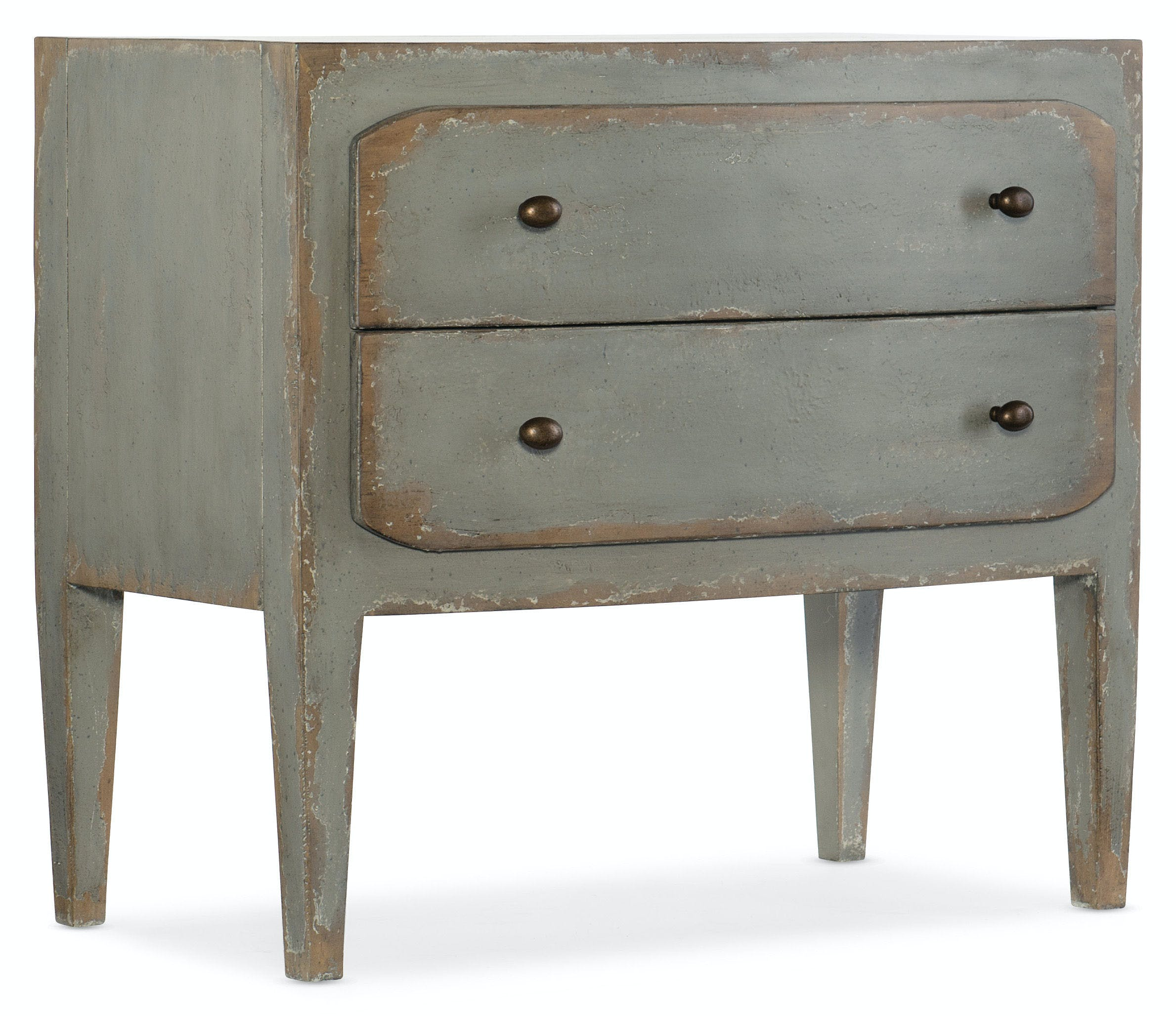 Hooker Furniture Bedroom Ciao Bella Two Drawer Nightstand