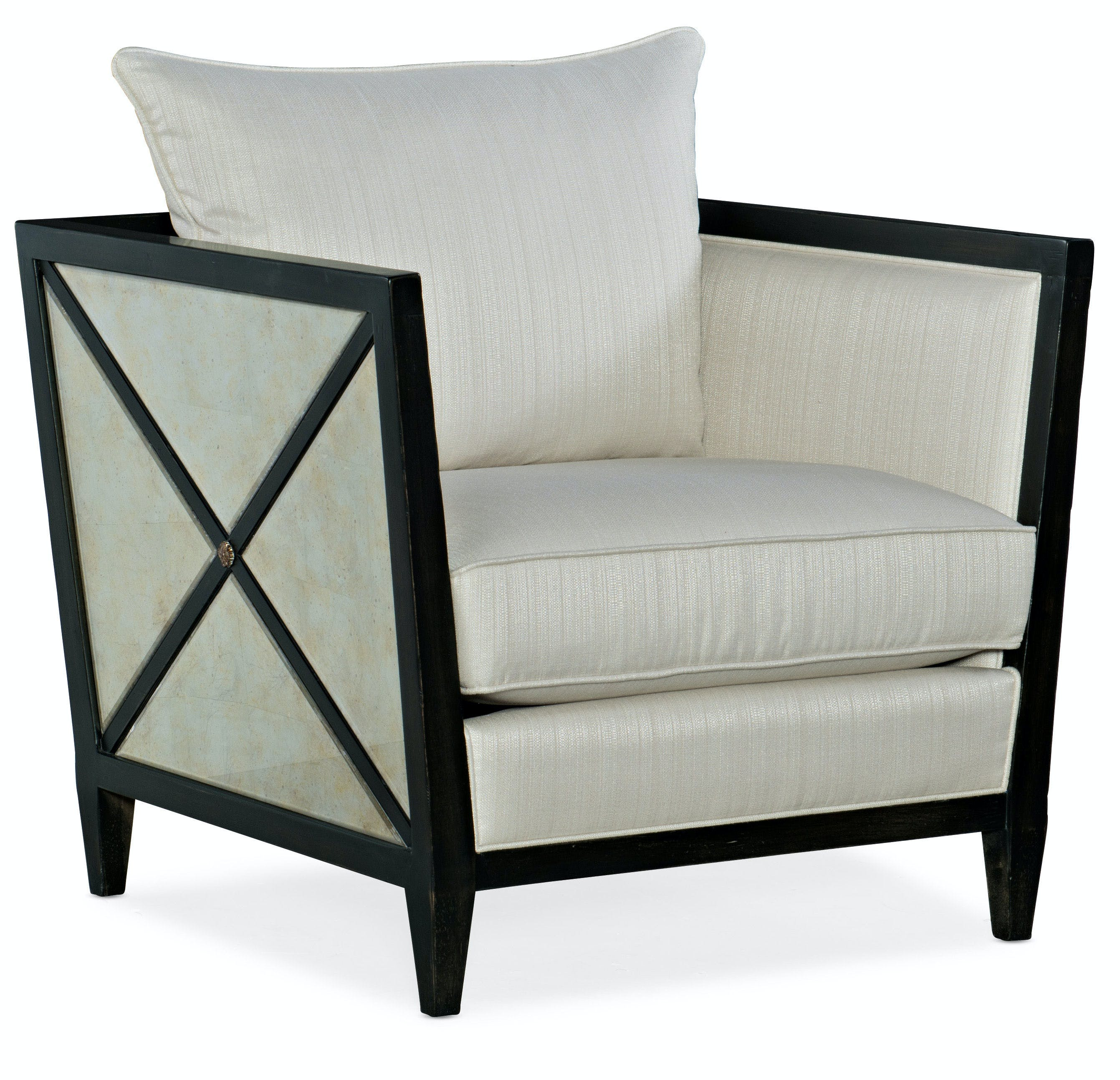 Hooker Furniture Living Room Sanctuary Joli Lounge Chair
