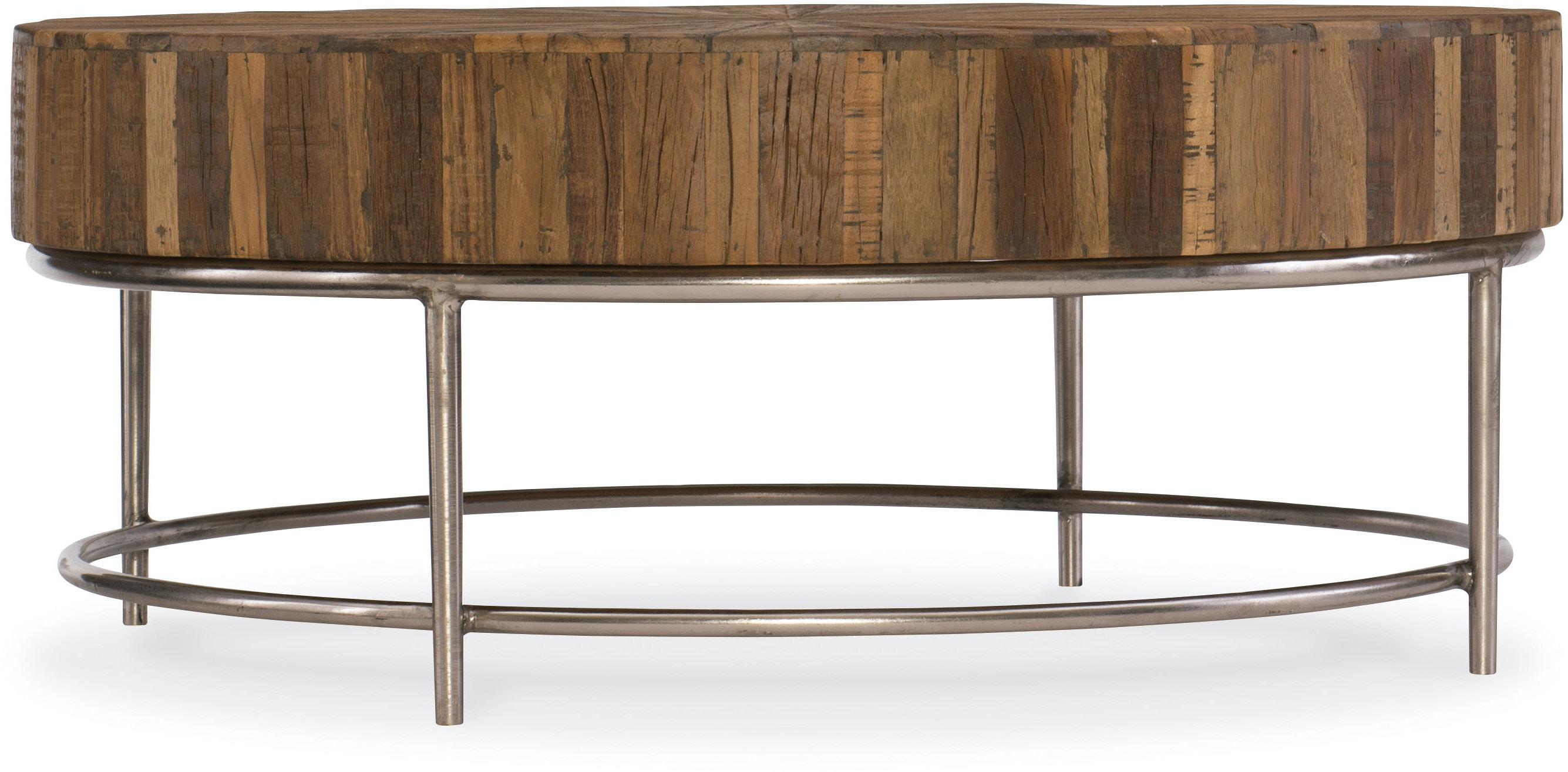 Hooker Furniture Living Room L Usine Cocktail Table 5950 MWD