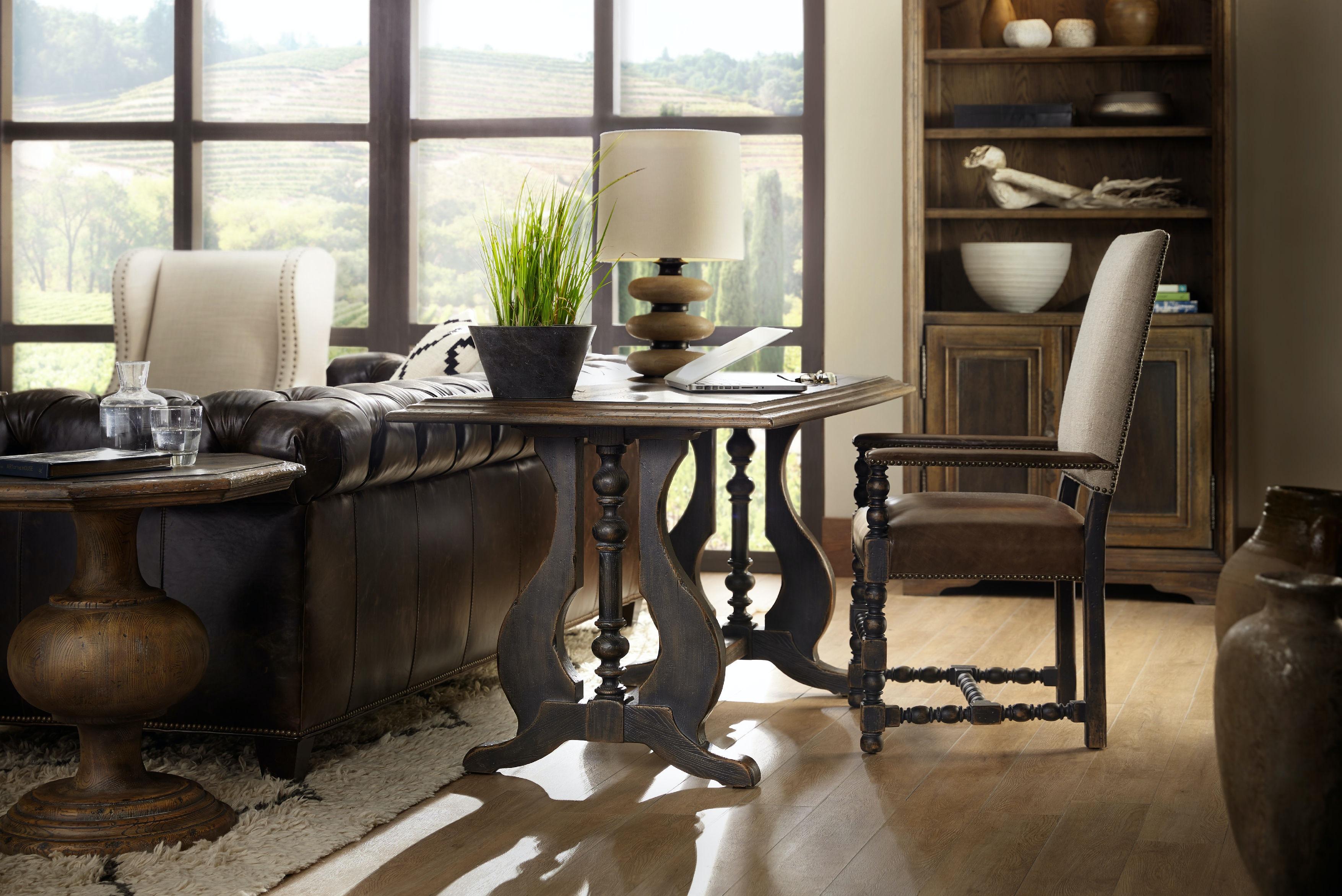 Hooker Furniture Living Room Mason End Table 5960-80116-MULTI