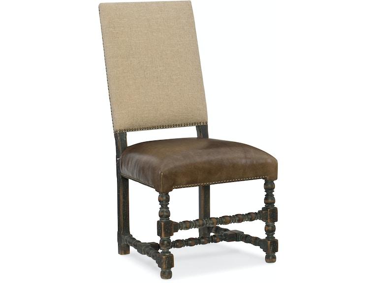 Hooker Furniture Dining Room Comfort Upholstered Side