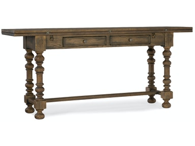 Bluewind Flip-Top Console Table 5960-85001-BRN