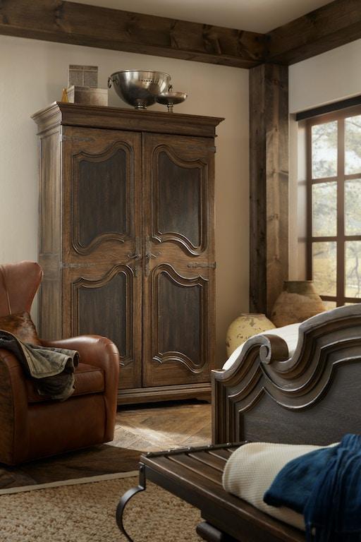 Hooker Furniture 5960 90013 Multi Bedroom Lakehills Wardrobe