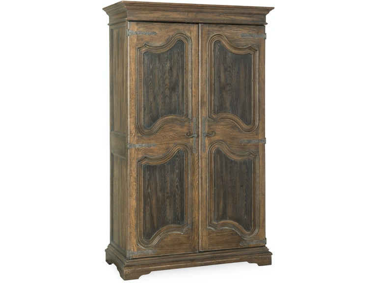Hooker Furniture Bedroom Lakehills Wardrobe 5960-90013-MULTI