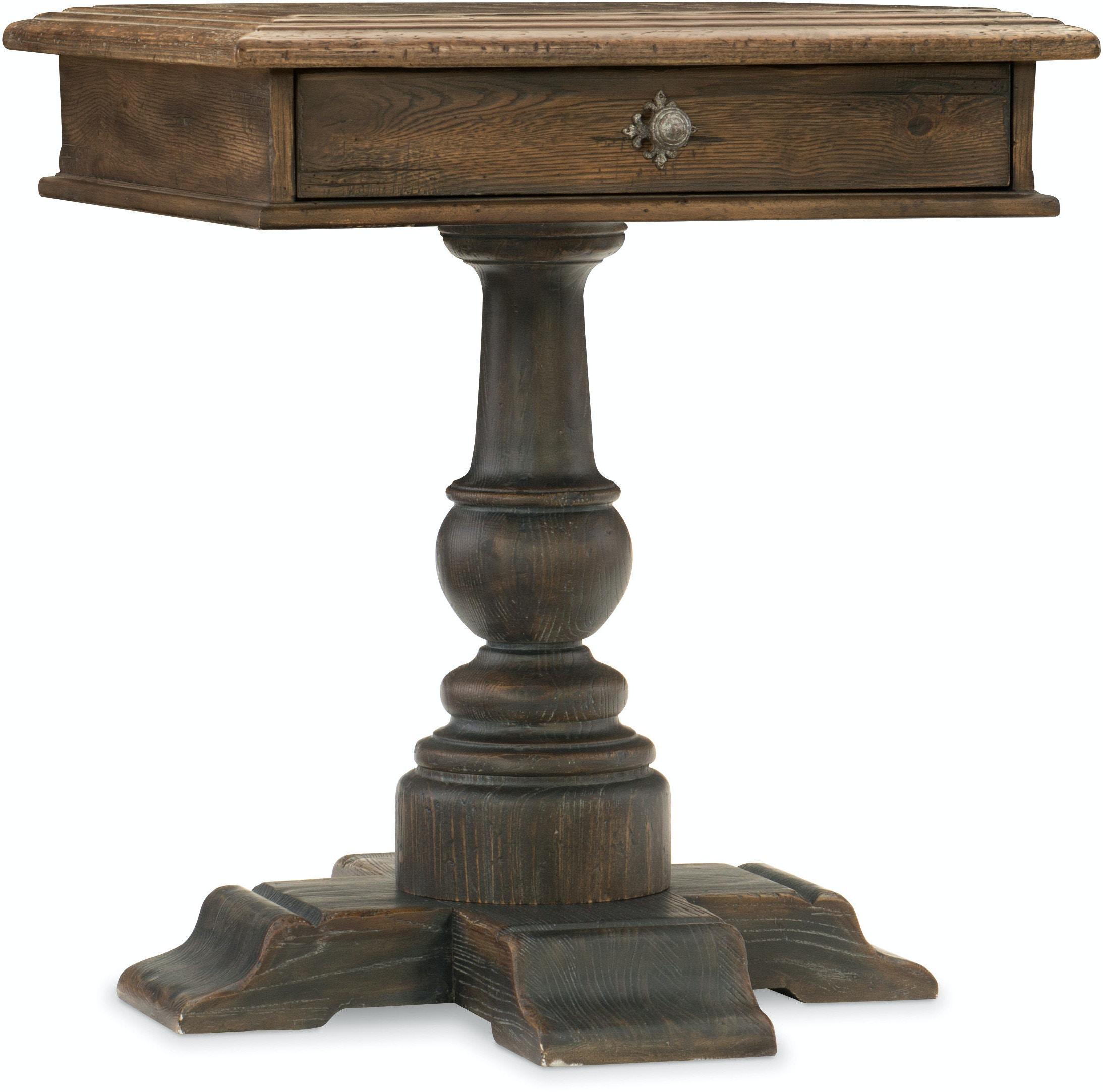 Hooker Furniture Bedroom Kirby Bedside Table 5960 90015 Multi