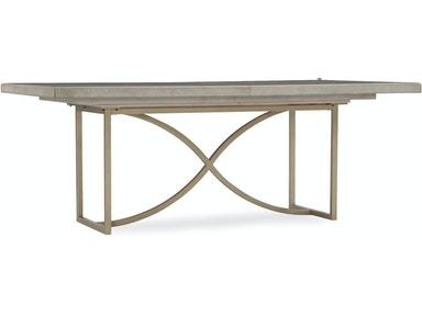 Elixir 80in Rectangular Dining Table w/1-20in Leaf 5990-75200-LTWD