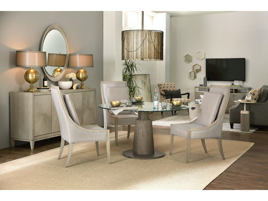 Hooker Furniture Dining Room Elixir Round Dining Table