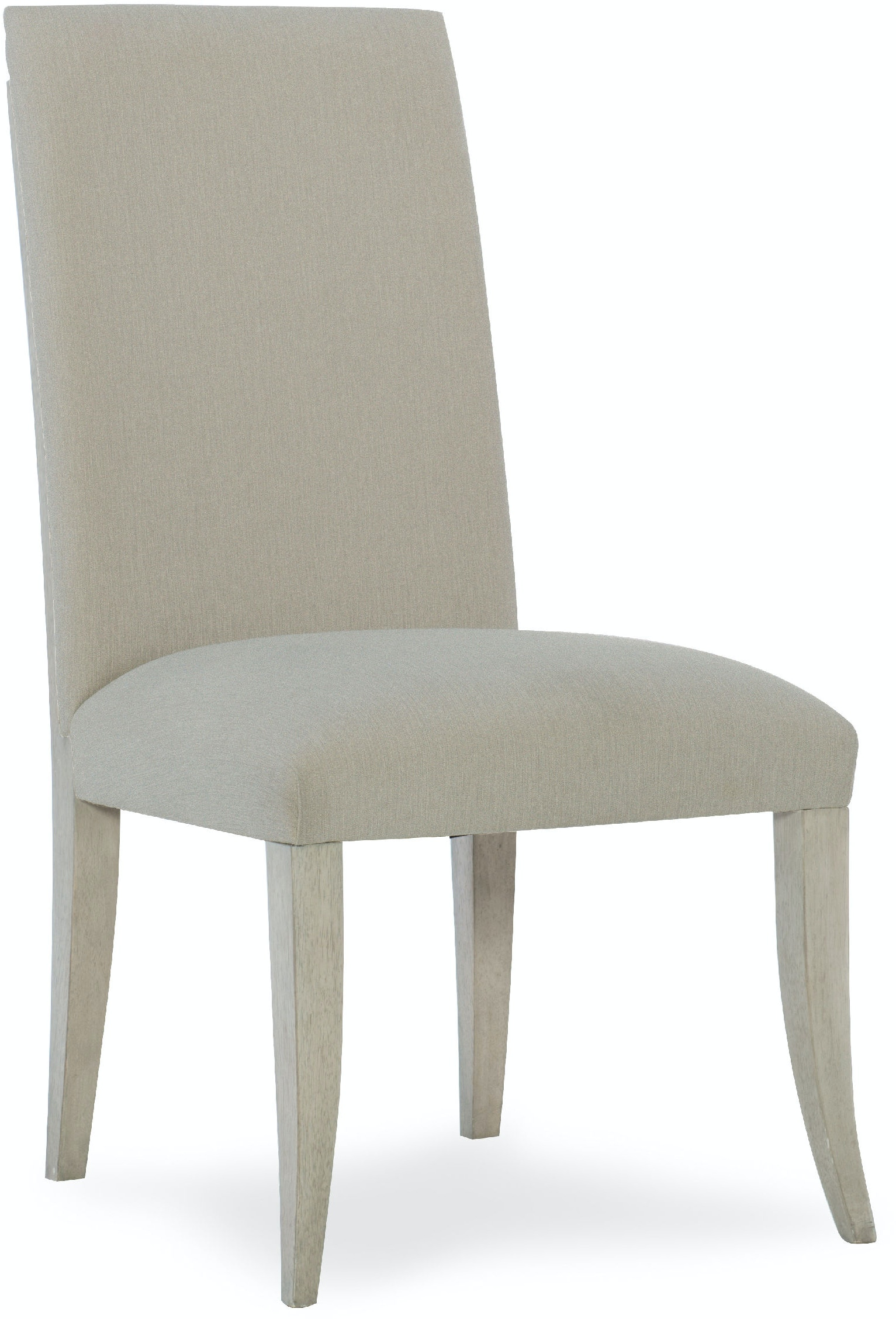 Hooker furniture dining room elixir upholstered side chair for Upholstered dining room side chairs