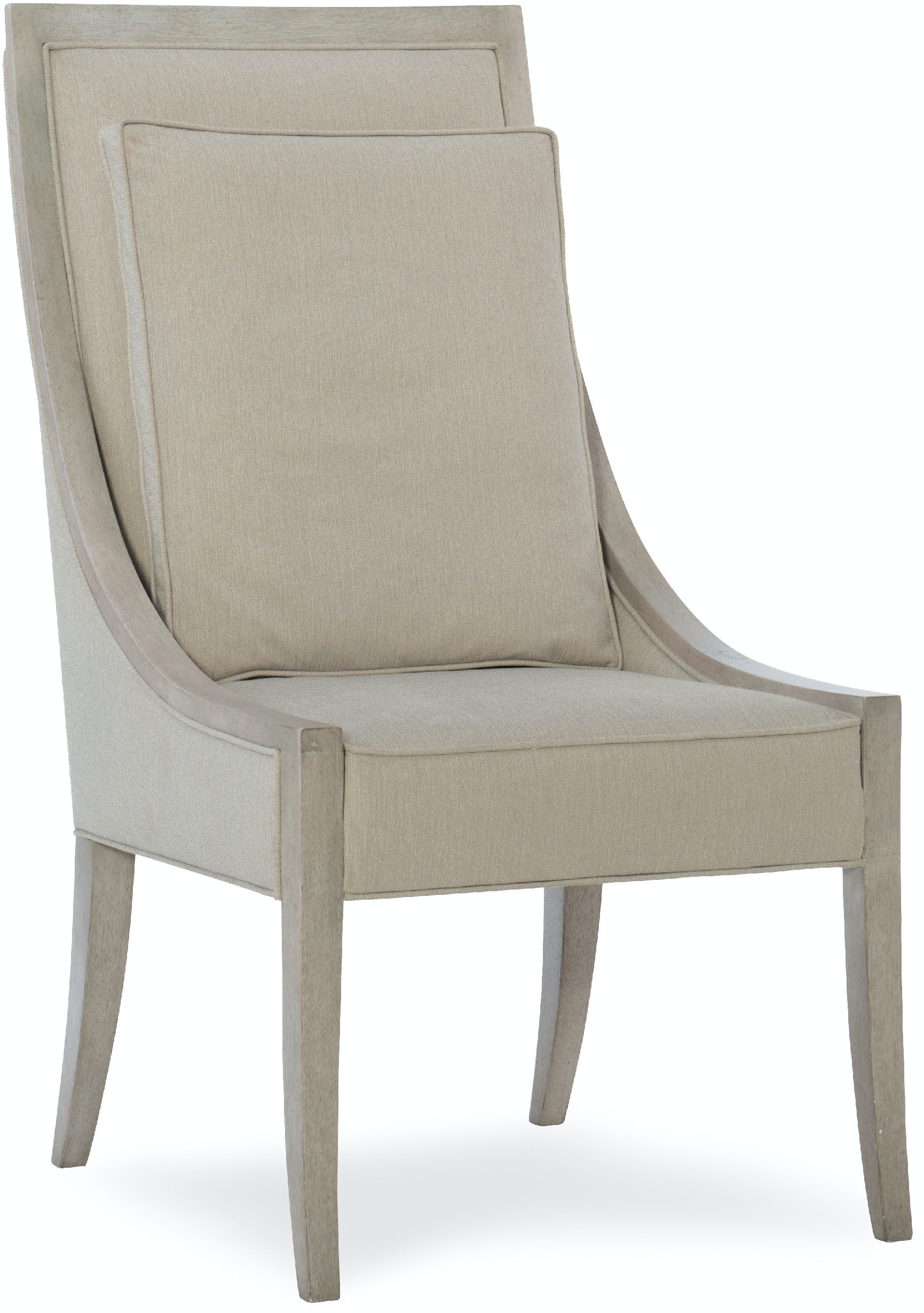 Hooker Furniture Dining Room Elixir Host Chair 5990-75500-LTWD
