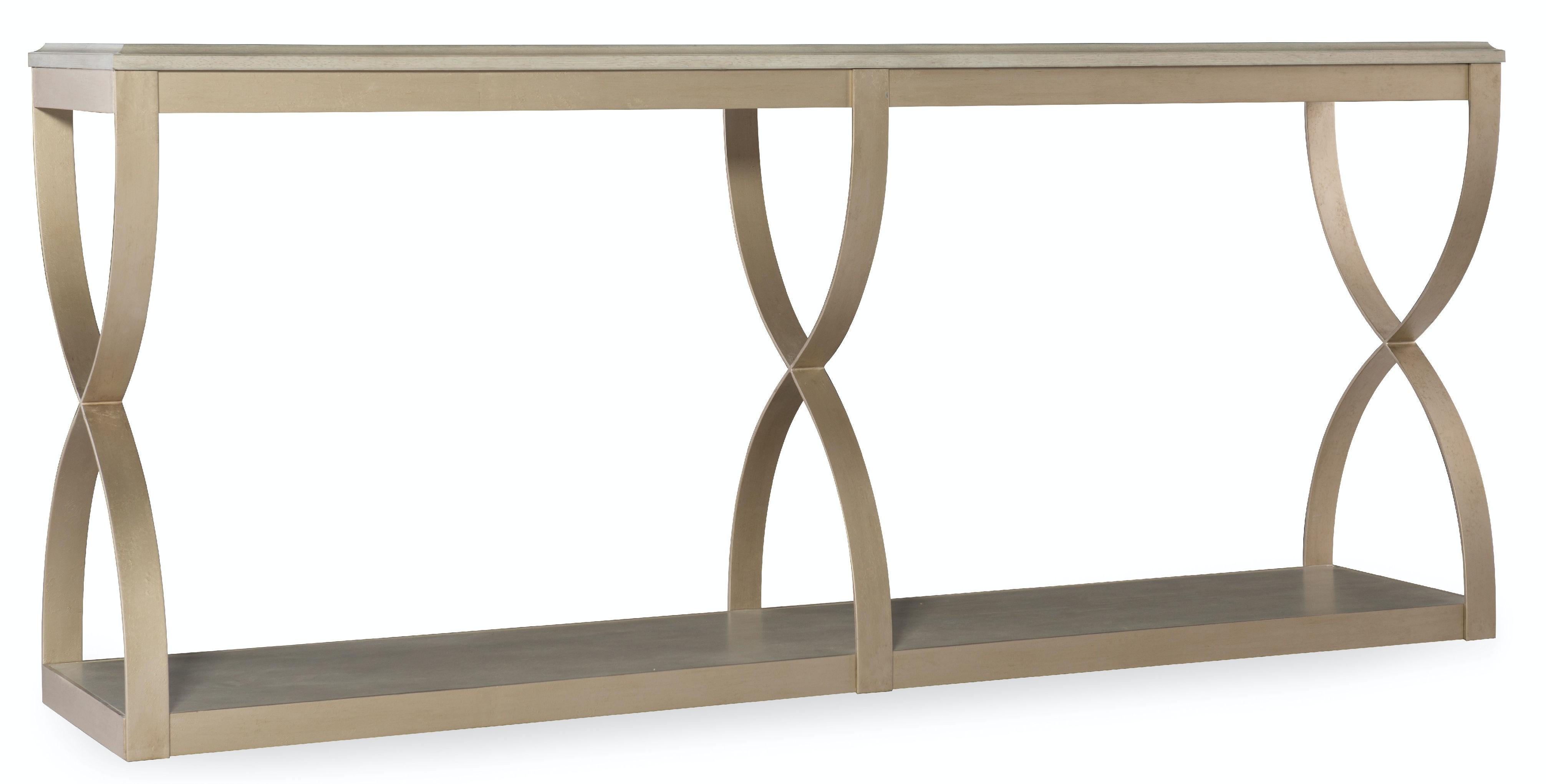 Hooker Furniture Elixir Console Table 5990 85001 LTWD