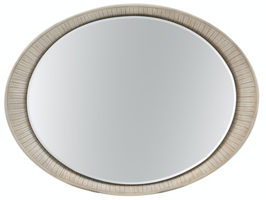 Hooker Furniture Elixir Oval Accent Mirror 5990-90007-MTL