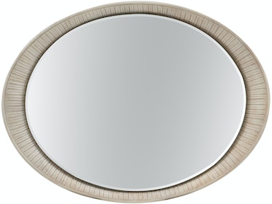 Elixir Oval Accent Mirror 5990-90007-MTL