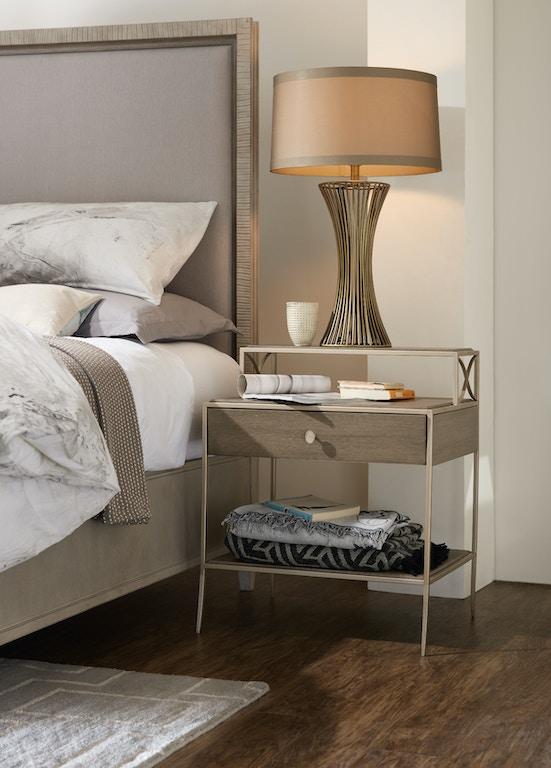 Hooker Furniture Bedroom Elixir Leg Nightstand 5990 90116