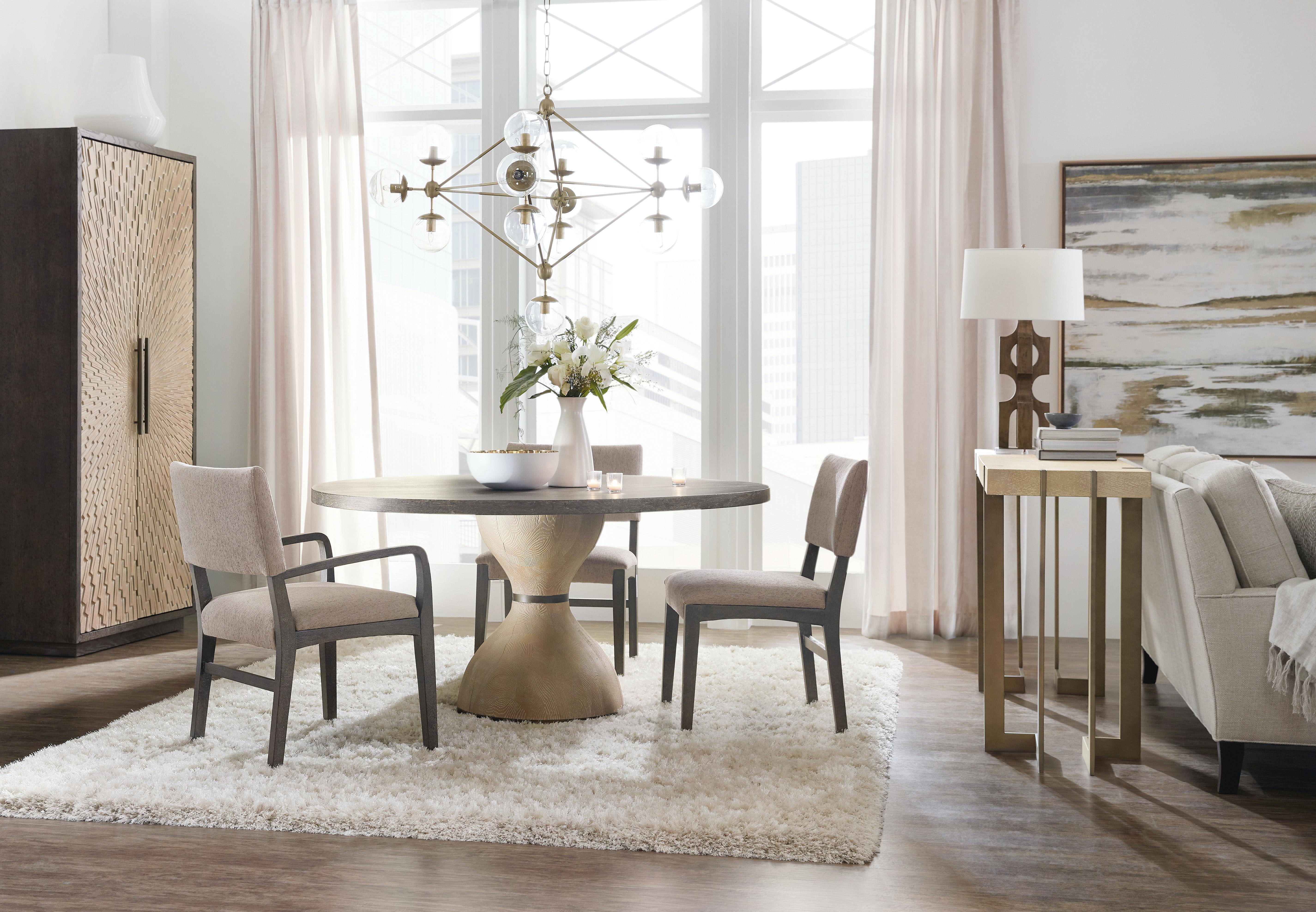 Hooker Furniture Dining Room Miramar Point Reyes Botticelli 60in ...