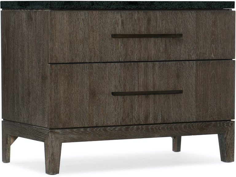 Furniture Bedroom Miramar Aventura San Marcos Stone Top Nightstand 6202 90015 Dkw North Carolina Mattress Newport News Va