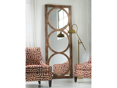 Hooker Furniture Melange Encircle Floor Mirror 638-50033