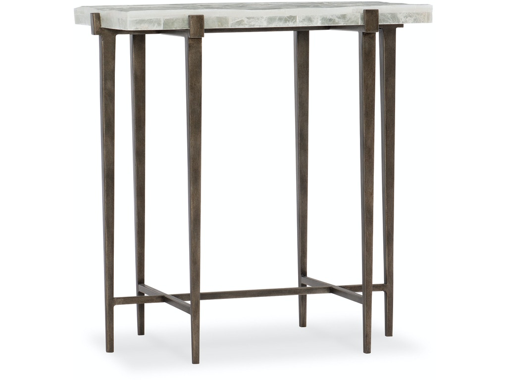 Hooker Furniture Living Room Melange Bellis Accent Table