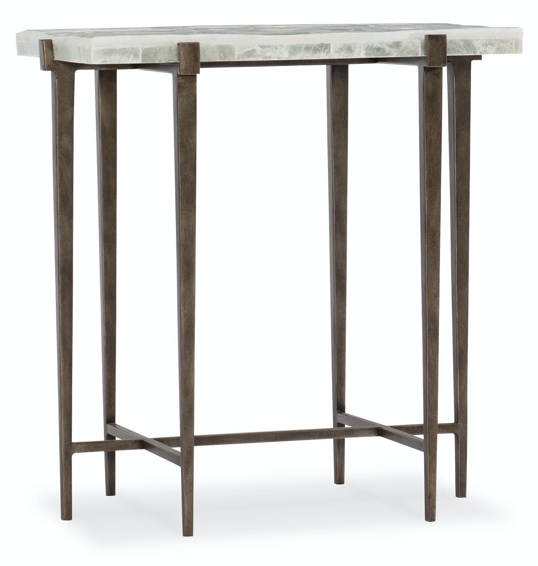 Hooker Furniture Melange Bellis Accent Table 638 50381 MULTI