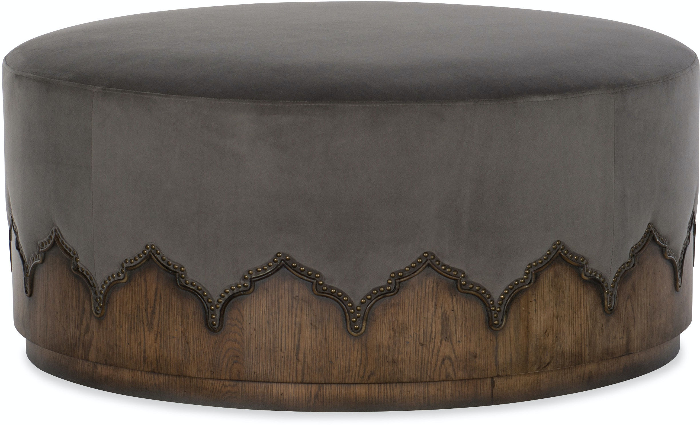 Admirable Hooker Furniture Living Room Melange Meyers Cocktail Ottoman Pabps2019 Chair Design Images Pabps2019Com