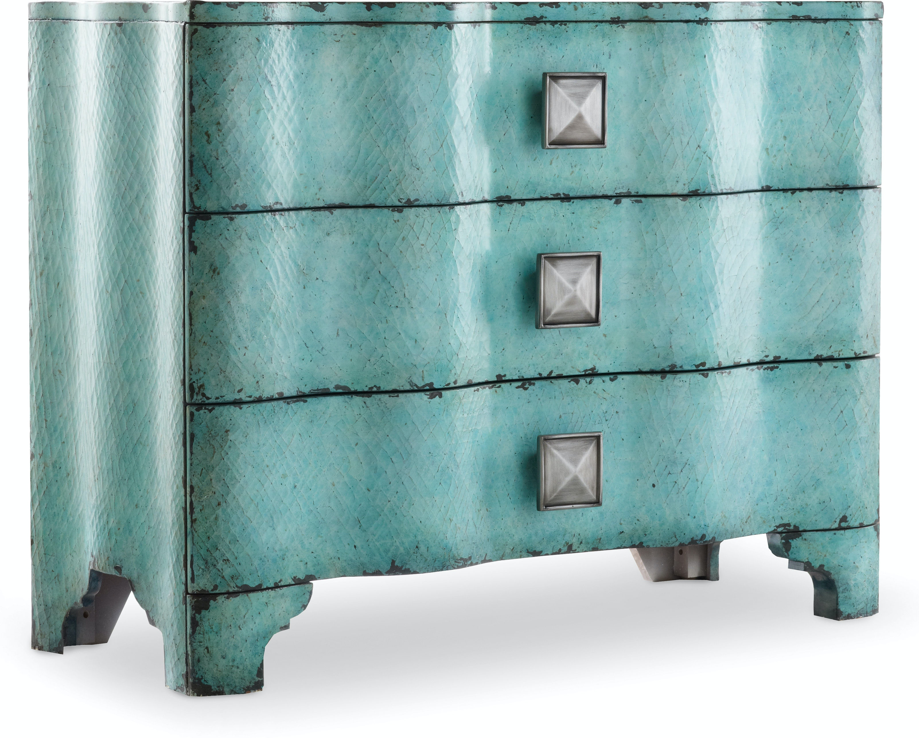 Melange Turquoise Le Chest 638 85016