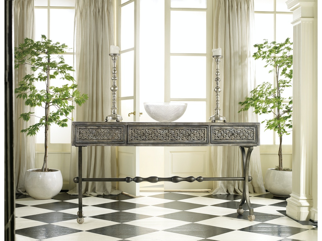 Hooker Furniture Living Room Ravenna Console 638 85091