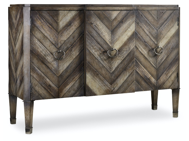 Hooker Furniture Chevron Console 638-85092