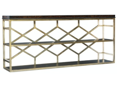 Melange Giles Console Table 638-85290-DKW