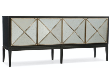 Hooker Furniture Melange Jova Four-Door Credenza 638-85306-CHP