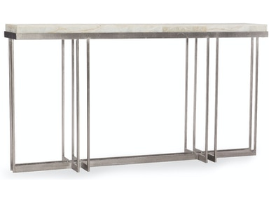 Melange Blaire Console Table 638-85327-WH