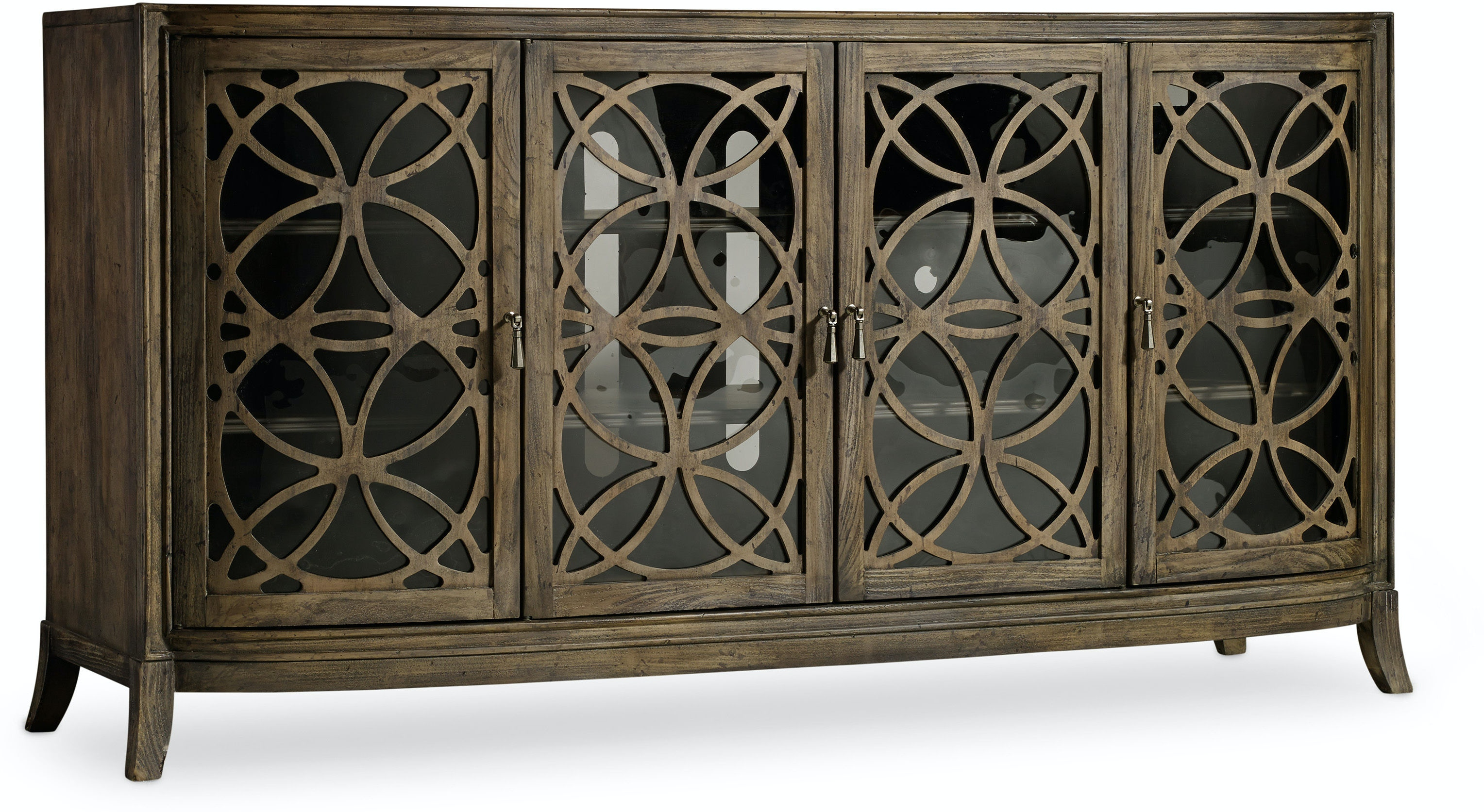 Hooker Furniture Home Entertainment Melange Sloan Console