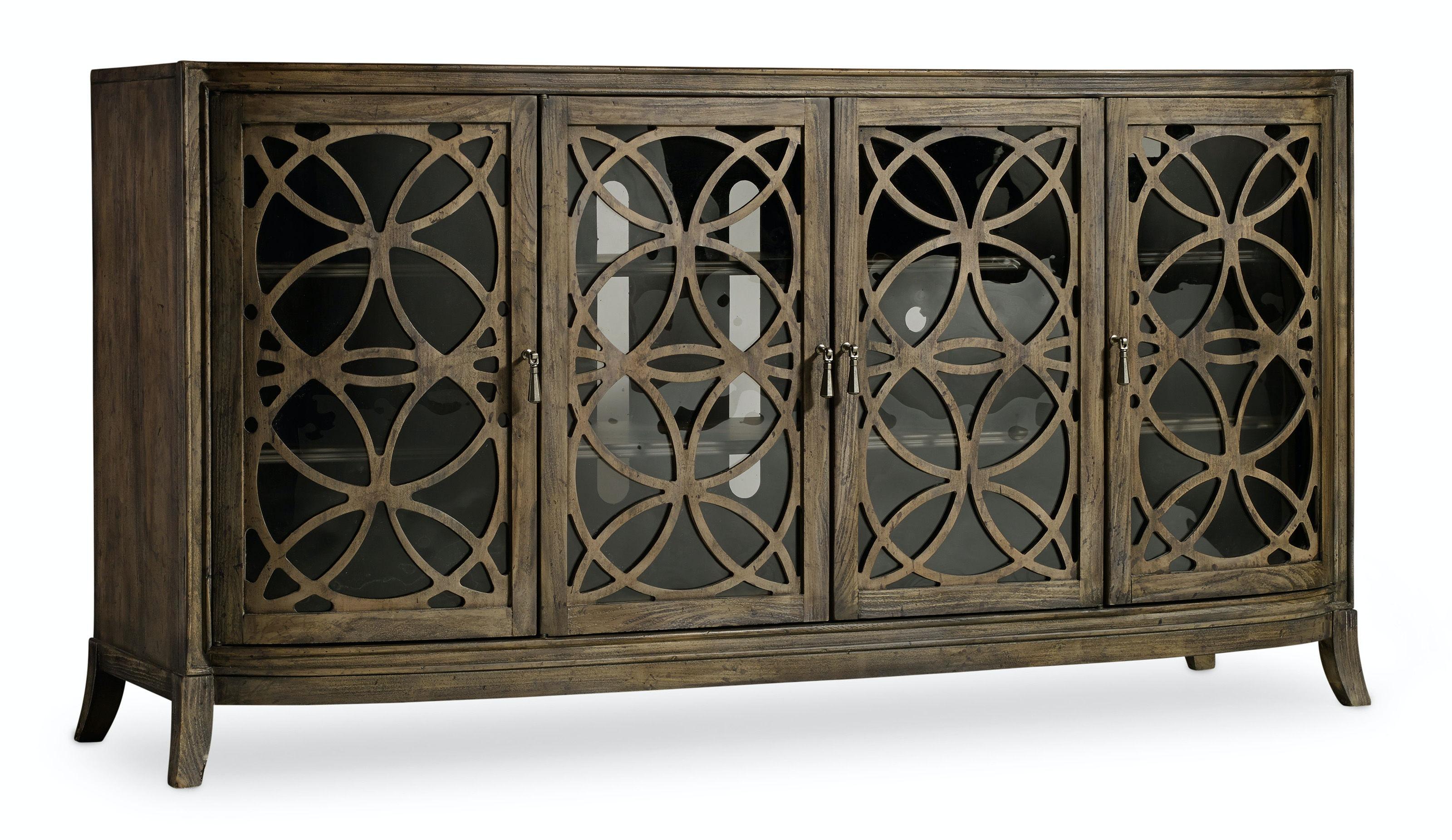 Awesome Hooker Furniture Melange Sloan Console 638 55010