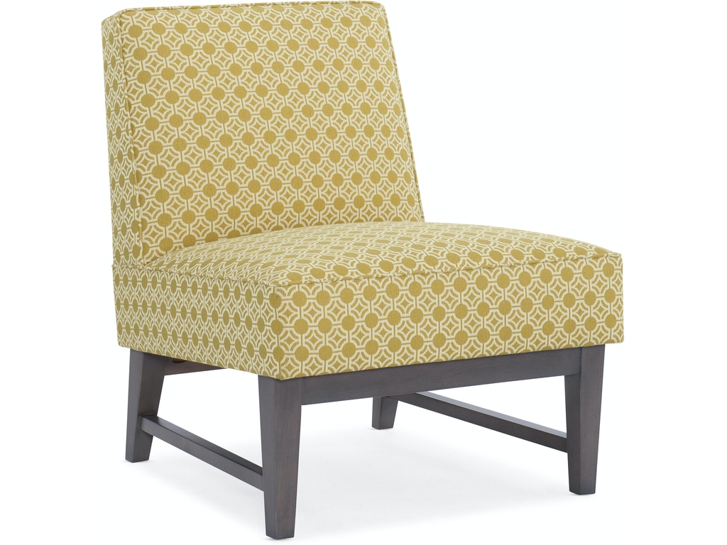 Living Room Keman Armless Accent Chair