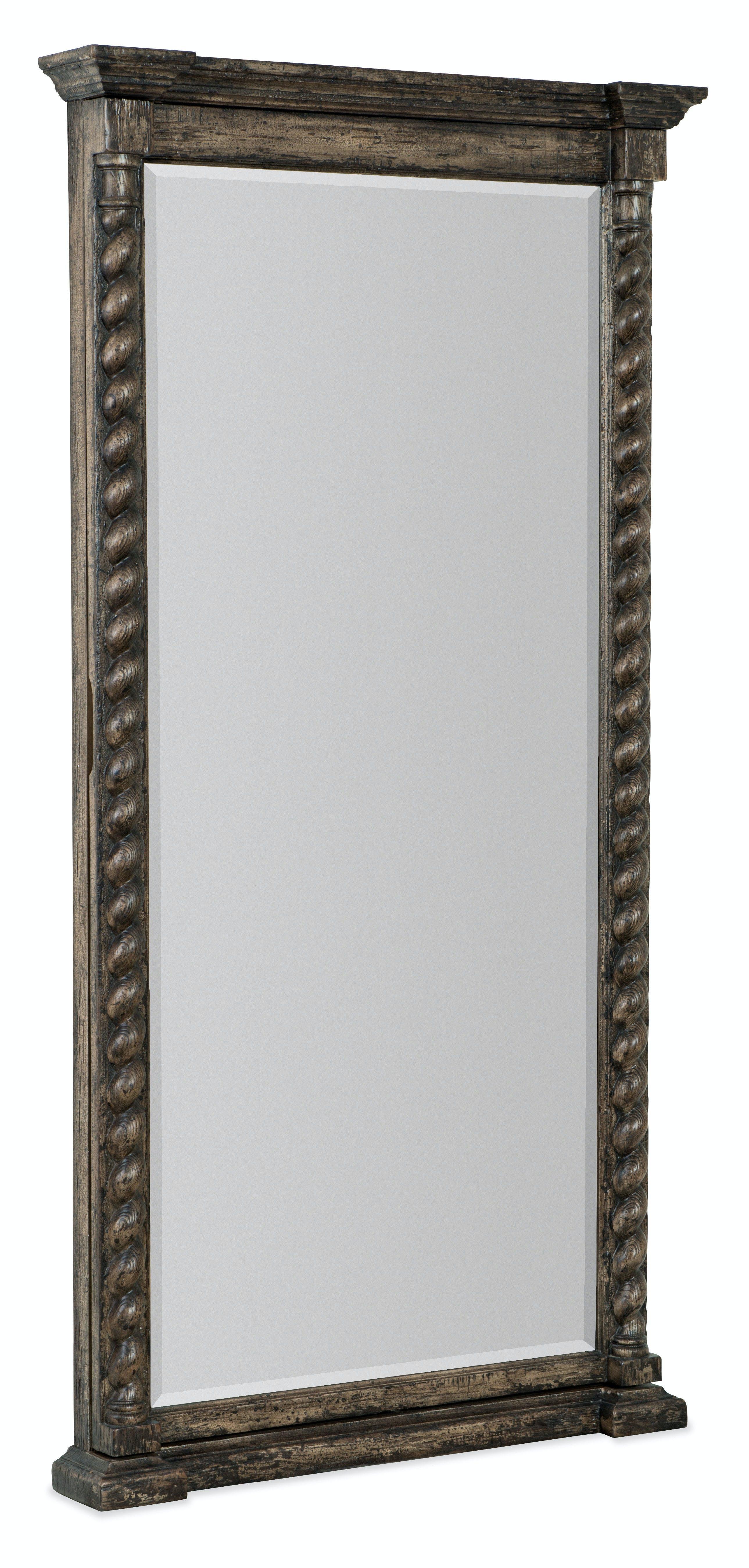 La Grange Vail Floor Mirror W Jewelry Storage Hs69605000487