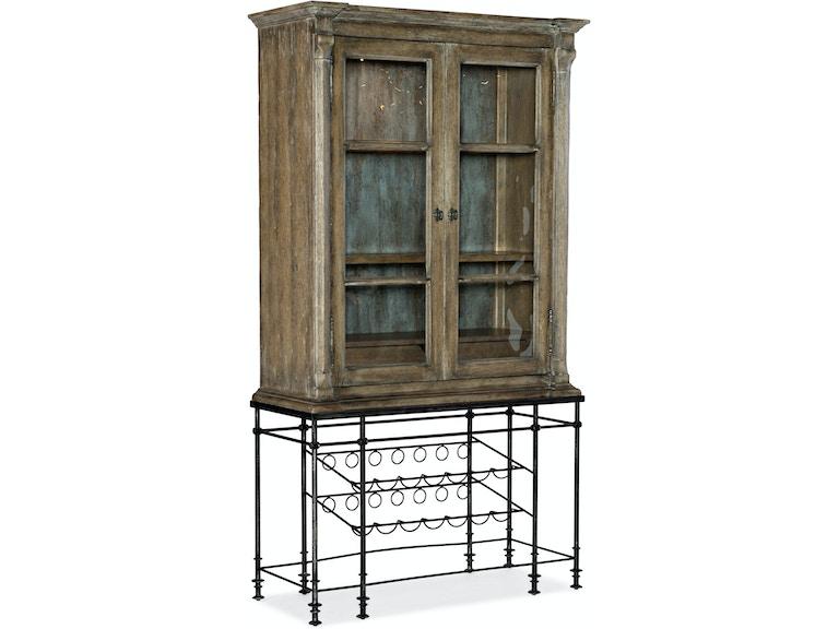 Hooker Furniture Dining Room La Grange Oquinn Bar Cabinet 6960 75160 80 R W Design Exchange