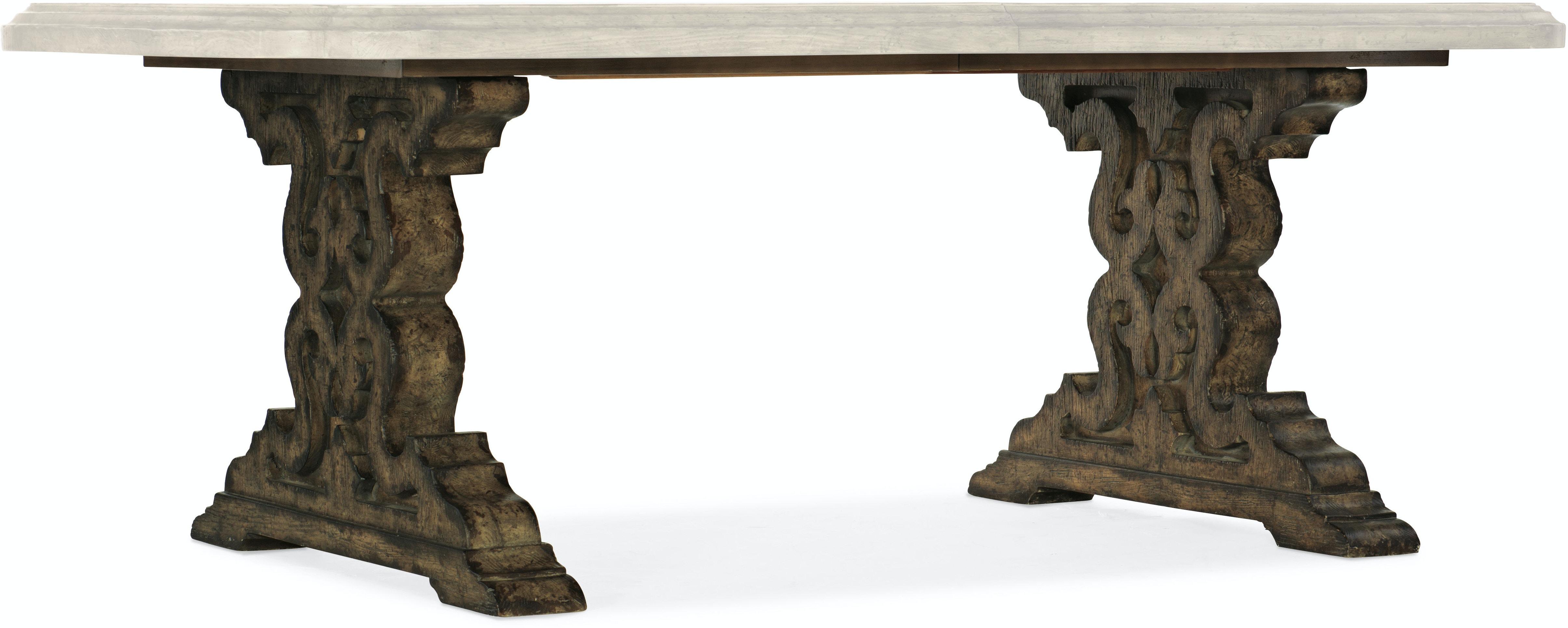 Furniture Dining Room La Grange Le Vieux Pedestal