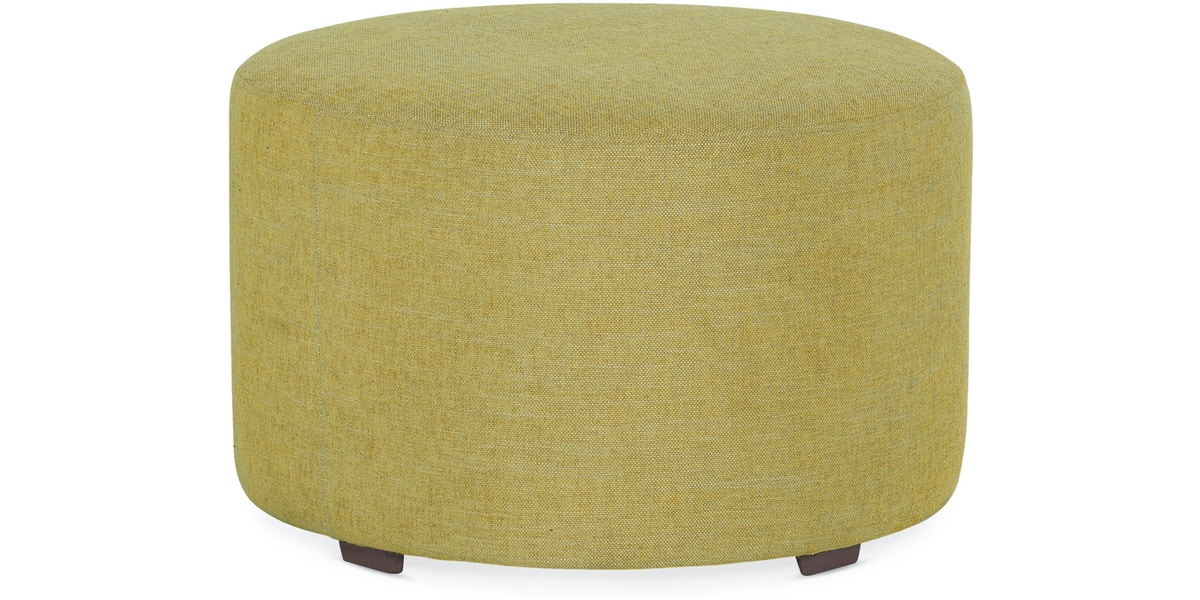 Marq Living Room Willow 24in Round Ottoman 799 3000 24