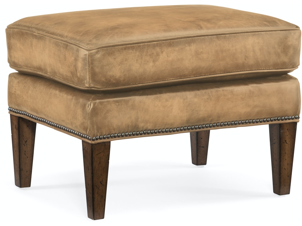 Hooker furniture living room blakeley ottoman cc408 ot 085 for Affordable furniture lake charles la