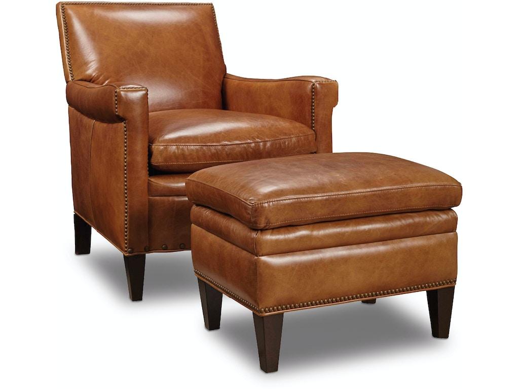Hooker furniture living room jilian ottoman cc419 ot 085 for Hooker furniture