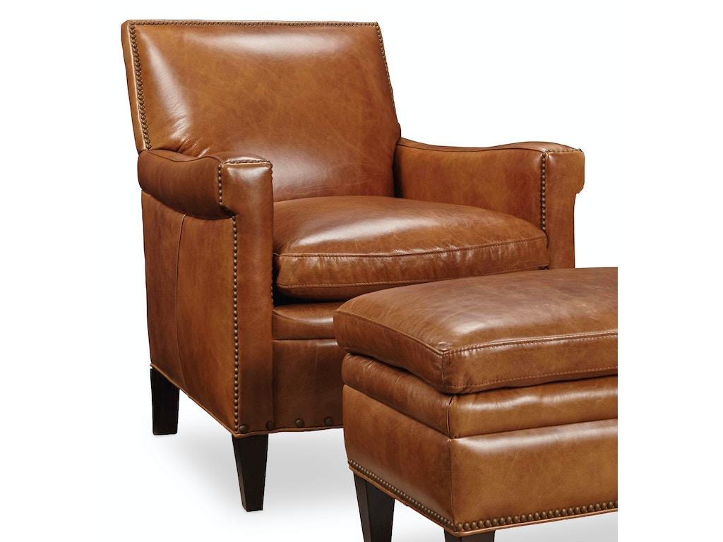 Hooker Furniture Living Room Jilian Club Chair Cc419 085