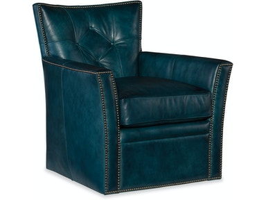 Hooker Furniture Living Room Conner Swivel Club Chair Cc503 Sw 039