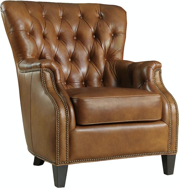 Hooker Furniture Living Room Hamrick Club Chair Cc860 01