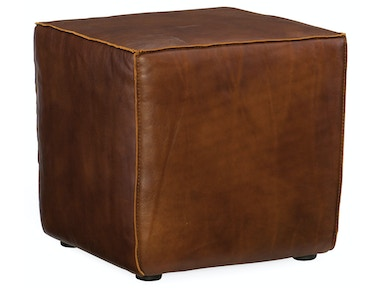 Hooker Furniture Quebert Cube Ottoman CO393-087