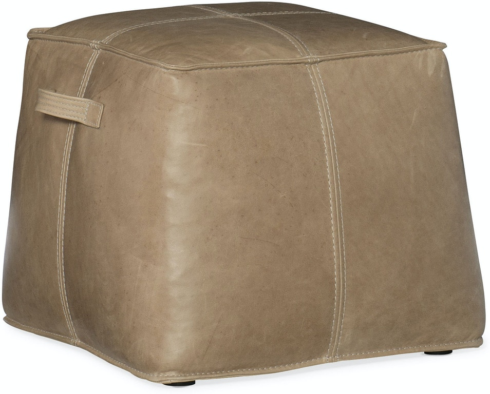 Furniture Dizzy Small Leather Ottoman Co478 084 From Walter E Smithe