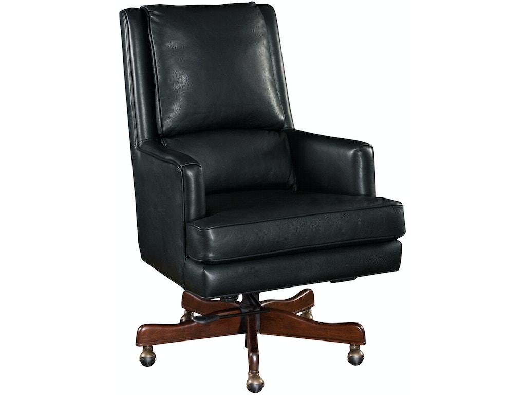 Hooker Furniture Home Office Wright Executive Swivel Tilt