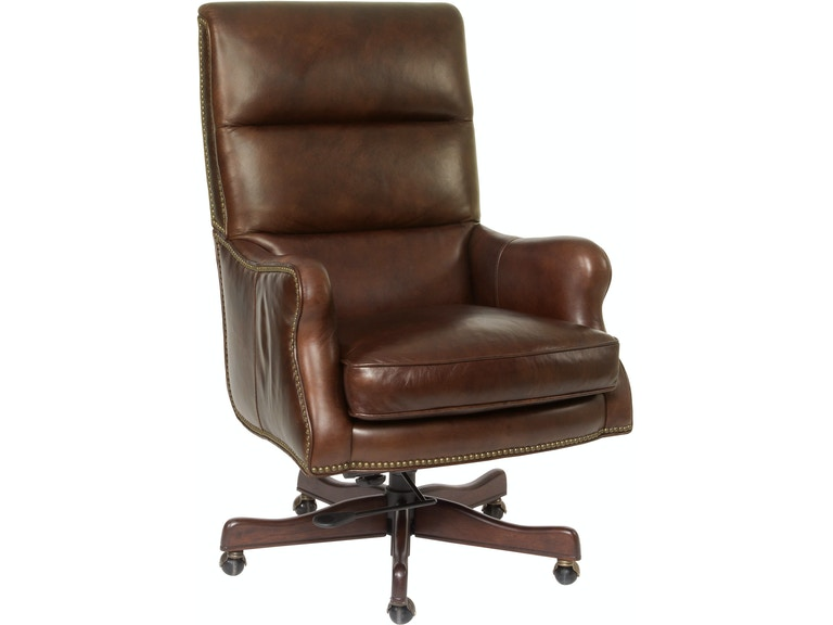 hooker furniture home office victoria executive chair ec389 085