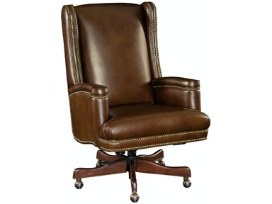 Hooker Furniture Wilmer Executive Swivel Tilt Chair EC392-088