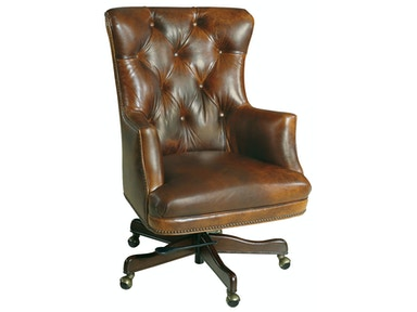 Hooker Furniture Bradley Executive Swivel Tilt Chair EC436-087